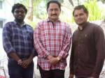 Choreographer Palik Turns As Director Sadi Movie
