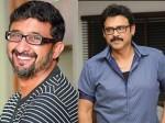 Venkatesh Movie Teja Making Some Changes Script