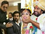 Kannada Star Chiranjeevi Sarja Married Meghana Raj