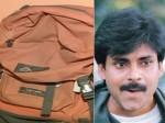 Pawan Kalyan Using Bag From Kushi Time