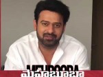 Prabhas Best Wishes Akash Puri Mehbooba Movie Team