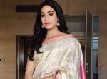 Janhvi Kapoor The Saree That Sridevi Wore Ram Charan S Wedding