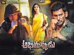 Abhimanyudu Cinema Review Vishal Steals The Show