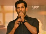 Vishal Reveals He Lost 30000 From Bank