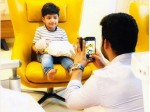 Ntr Shared His Second Child Pic Via Instagram