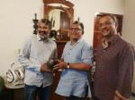 Sobhuyarlagadda Rajamouli At Nasser Home