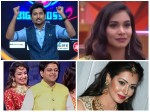 Bigg Boss Telugu Season 2 First Elimination Sanjana Anne