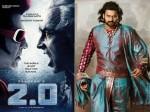 Robo 2 0 Movie Smash Baahubali2 Records