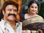 Ntr Biopic Balakrishna Visited Vidya Balan Home Mumbai