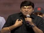 Rajendra Prasad Warns Poonam Kaur At Srinivasa Kalyanam Audio Launch