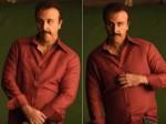 Sanju Ranbir Kapoor Sanjay Dutt The Transformation