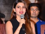 Samantha Akkineni Interest Tweet About Her Problem