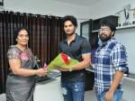 Sudheer Babu Launched Jyothika S Jhansi Teaser