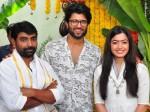 Vijay Deverakonda Emotional Tweet On Dear Comerade Opening