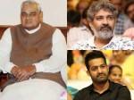 Atal Bihari Vajpayee Death Rajamouli Jr Ntr Other Tollywood Celebs Condoled