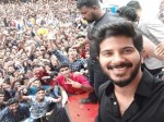 During Huge Rush Dulquer Salmaan Fan Died
