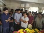 Tollywood Celebs Condolence B Jaya