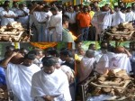 Former Mp Harikrishna Funeral Finished