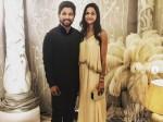 Allu Arjun Sneha Reddy Cut Pic Goes Viral
