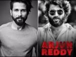 Tara Sutaria Opts Of Shahid Kapoor Starrer Arjun Reddy Remake