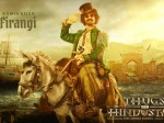 First Look Aamir Khan As Firangi Thugs Hindostan