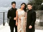 Isha Ambani S Engagement Italy Priyanka Chopra Makes Stunning Bridesmaid Nick Jonas Joins Her