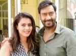 Bollywood Actress Kajol Warns Ajay Devgn