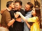 Ranveer Singh Showered Karan Johar With Kisses Simmba Sets