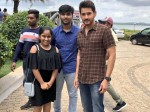 Super Star Mahesh Photo Moment With Lady Fan