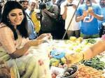Samantha Sales Vegetables Chennai