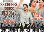 Shailaja Reddy Alludu Grossed 23 Crores 3 Days