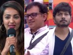 Bigg Boss Telugu 2 Contestants Reunion Tejaswi Babu Gogineni Slips Tongue