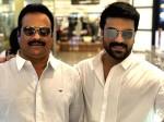 Dvv Danayya Clarity On Ram Charan Movie Release