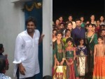 Ram Charan Allu Arjun Dussehra Celebrations
