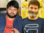 Ss Thaman Trivikram Srinivas Pen Is Like Riffle