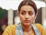 Trisha Not Happy On 96 Movie Diwali Tv Premier