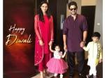 Allu Arjun Sai Dharam Tej Celebrates Deepavali