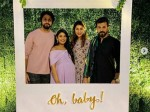 Sreeja Baby Shower Party Hosted Ram Charan S Wife