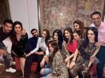 Arjun Kapoor Malaika Arora Maheep Kapoor S Party