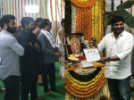 Rrr Movie Launched Chiranjeevi