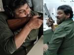 Megastar Chiranjeevi Learnt Shooting At Gagan Narang Shooting Academy