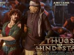 Bollywood Trade Observers About Thugs Hindustan Collections