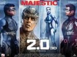 Rajinikanth S 2 0 Movie Joined 700 Crores Club