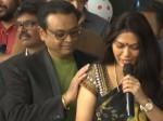 Actress Hema Fumbled Speak Telugu At Maa Diary Launch