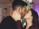 Amy Jackson Hared Pic Kissing Her Multi Millionaire Boyfriend George
