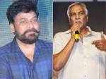 Chiranjeevi Is Not My Enemy Says Tammareddy