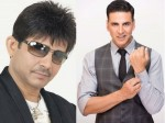 Movie Collections Kamal R Khan Fire On Akshay Kumar