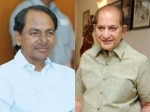Superstar Krishna Congratulates Kcr On Historic Win