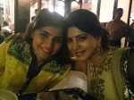 Samantha Singer Chinmayi Are Married