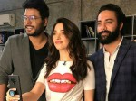 Tamannaah Sundeep Kishan Navdeep Funny Time With Rana